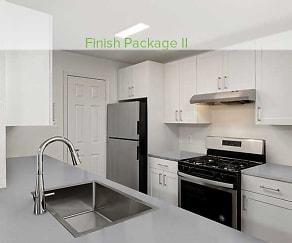 Kitchen, Avalon at Traville