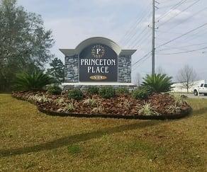 Community Signage, Princeton Place