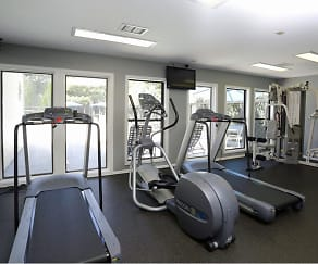 Fitness Weight Room, Cheyenne Crest