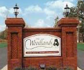 Community Signage, The Woodlands: Apartment Home Community