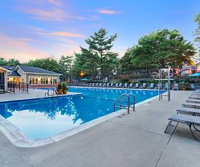 Pool, The Hamptons at Town Center