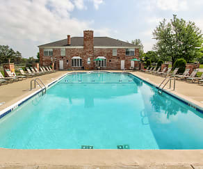Pool, Quakertowne Apartments