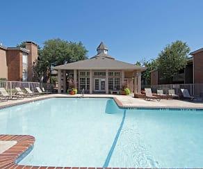 Pool, Coronado Villas
