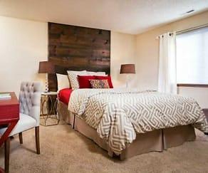 Bedroom, Wycliffe by Broadmoor