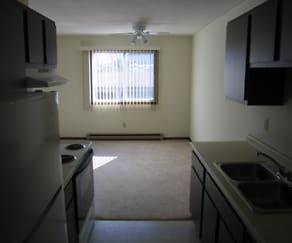 Kitchen, Laurel Place Apartments