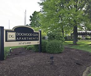 Community Signage, Dogwood Glen