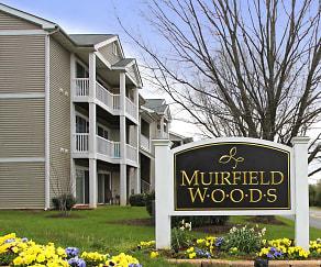 Building, Muirfield Woods