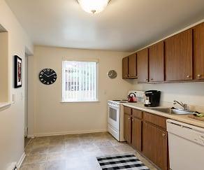 Kitchen, Highview Manor