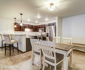 Dining Room, Westwood Estates
