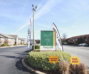 Community Signage, Foxcroft