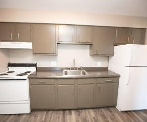 Kitchen, Brandon Manor