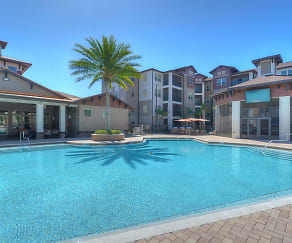 The Boulevard Apartments, Harbor Bluffs, FL