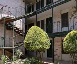 Building, Su Casa Apartments
