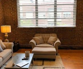 Living Room, 326 Nelson St #508