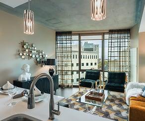 Living Room, Arrive University City