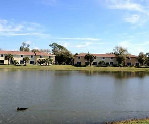 Building, Cortez Village Townhomes