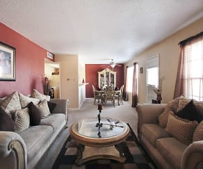 Living Room, The Citadel