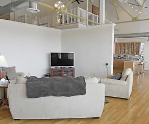 Living Room, Broadway Lofts