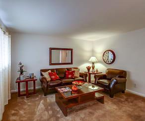Living Room, Rolling Hills