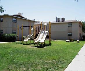 Playground, Dos Santos