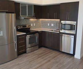 Kitchen, 1330 Boylston
