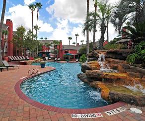 Pool, Lincoln Galleria