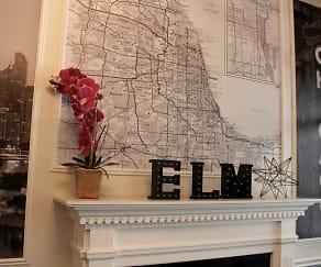 Foyer, Entryway, 14 West Elm