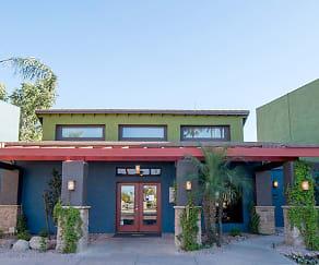 MidTown On Main, New School For The Arts, Tempe, AZ