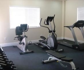 Fitness Weight Room, The Gables Corinthian Plaza