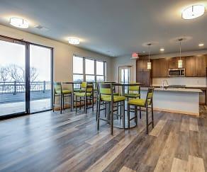 Clubhouse, 8Twenty Park Apartments