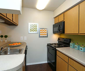 Kitchen, Horizons at Sunridge