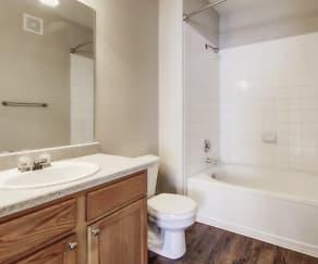 Bathroom, Advenir at Del Arte Townhomes