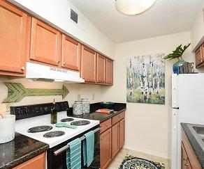 Kitchen, Audubon Gates