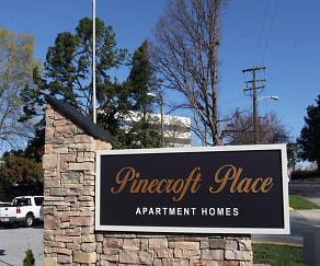 Community Signage, Pinecroft Place