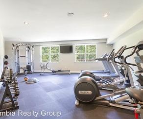 Fitness Weight Room, 475 Passaic Ave