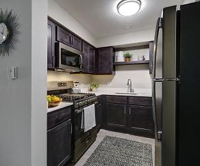 Kitchen, Westmont Village Apartments