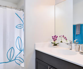 Bathroom, Reside On North Park