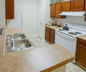 Kitchen, Echo Ridge