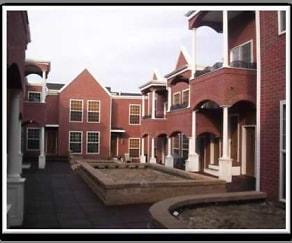 Building, Behrends Court