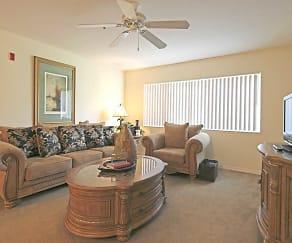 Living Room, Mission Bay