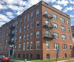 Building, 6 Glenwood Avenue