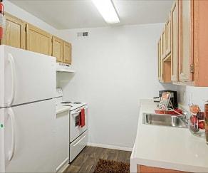 Kitchen, Ridgewood Club