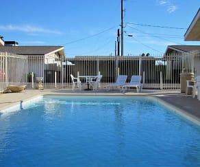 Pool, University Villas