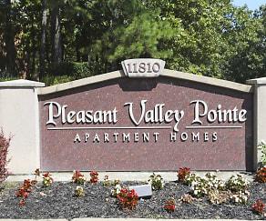 Community Signage, Pleasant Valley Pointe