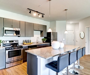 Kitchen, Advenir at Castle Hill
