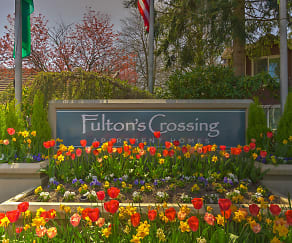 Community Signage, Fulton's Crossing