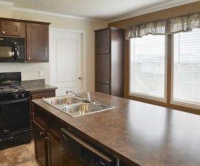 Kitchen, Windham Hills
