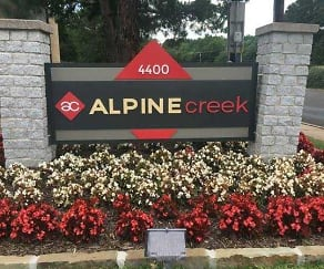 Welcome to Alpine Creek, Alpine Creek Apartments