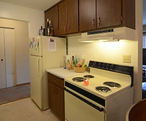 Kitchen, Westview Park Apartment Community