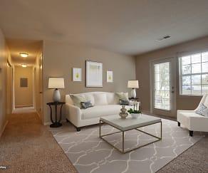Living Room, Villages At Spring Hill
